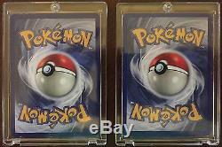 RARE MINT CHARMANDER 46/102 + CHARMELEON 24/102 Base Set 1999 Pokemon Cards