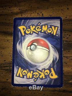 Rare 1995, 1996, 1998, 1999 Charmeleon Pokemon Card