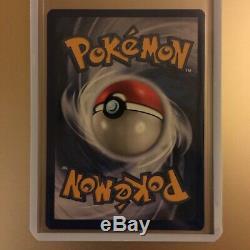 Rare 1st Edition Bulbasaur Pokémon Card 44/102 Great Condition