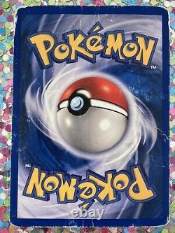 Rare 1st Edition Lugia Holo 9/111 Neo Genesis Card Pokemon Authentic Invest