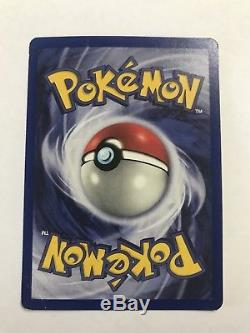 Rare Charmeleon Pokemon Card Original Authentic 1995 1996 1997
