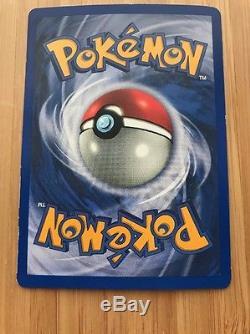Rare Holo Foil Mewtwo Pokemon Card