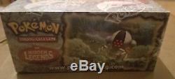 Rare NEW Sealed Pokémon Ex Hidden Legends Booster Box Card packs 2004