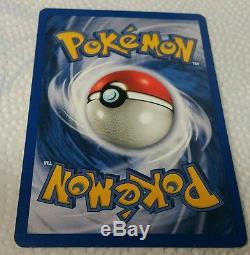 Rare Pikachu Pokemon Card mint Jungle edition ultra rare