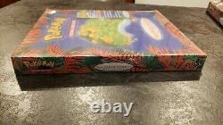 Rare Pokemon Southern Islands Factory Sealed Binder With Cards&Packs Near Mint