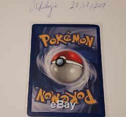 Rare original Machamp stage 2 Pokémon card 1995 8/102