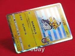 S- rank Pokemon Card Yokohama's Pikachu 283/SM-P Holo Rare Promo Japan #K829