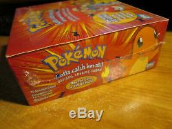 SEALED Pokemon TOPPS SERIES-1 French BOOSTER BOX 36-Pack Card Set Rare Print