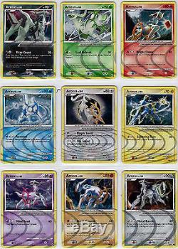 SUPER RARE COLLECTORS Pokemon Card Complete Sets From 1999 2017 (Pre EX Lv X)