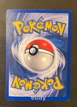 Shadowless Charizard 4/102 Base Set Holo Rare Pokemon Card