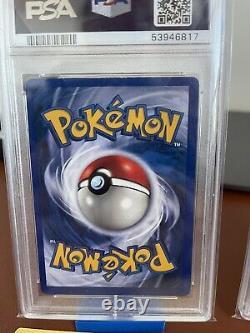 Shadowless Charizard Holo #4 PSA 6 EX-MINT 1999 Pokemon Card Base Set-Gorgeous