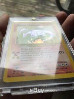 Shining Charizard 107/105 Holo Rare Unlimited Neo Destiny Pokemon Card