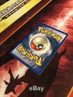 Shining Charizard 107/105 Secret Rare Holo Foil Rare Pokemon Card Neo Destiny