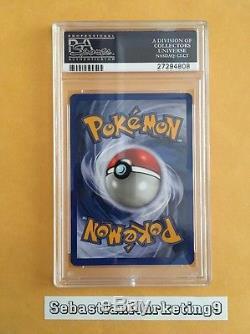 Shining Raichu 111/105 PSA Graded 9 Neo Destiny SECRET RARE Pokémon Card
