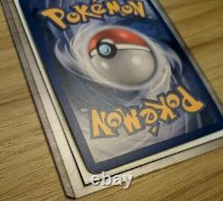 Treecko 109/109 Ex Team Rocket Returns Gold Star Holo Rare Pokemon Card