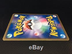 Treecko Gold Star non Edition Pokemon Card 011/084 Very Rare Near Mint