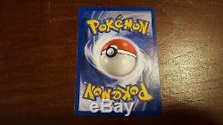 Typhlosion 17/111 1ST EDITION Neo Genesis HOLO RARE Pokemon Card