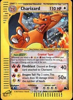 VINTAGE CHARIZARD CARD GUARANTEED Lot of Old Original Pokémon Cards WOTC