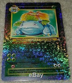 Venusaur 18/110 Legendary Collection Set Ultra Rare Reverse Holo Pokemon Card