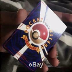 Very Rare Pokemon Card Japanese Charizard Holo First 1st Edition Base Set No. 006