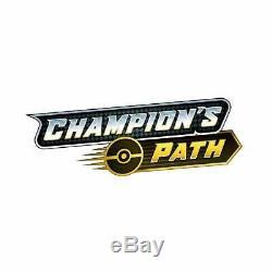 074/073 Charizard Vmax Rare Carte Arc-en-hr Swsh3.5 Champion Path Pokemon Tcg