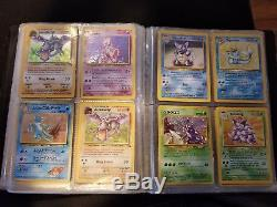 100 ++ Cartes Pokémon Toutes Les Premières Éditions Holographiques Ou Rares Charizard Lugia Mewtwo