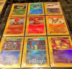 177 Expedition Non Holo Cartes Pokémon Toutes Nm + M Plus 23 Expédition Holo Toutes Mint