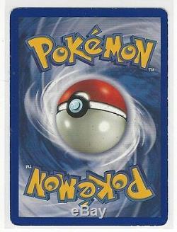1995 Machamp 1ère Édition Holo Foil Card Pokemon Carte À L'état Neuf 8/102-très Rare