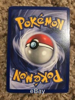 1995 Rare Charmeleon Pokemon Card À Proximité De La Nouvelle Édition 24/102