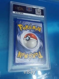 1999 Base De Pokémon Shadowless Blastoise Set 2/102, Psa 10 Gem Mint Rare