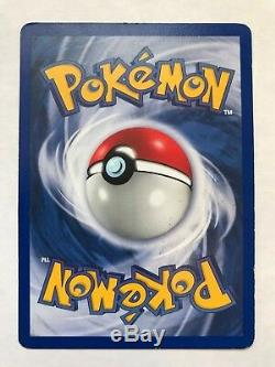 1999 Carte Pokemon 1ère Édition Mewtwo Shadowless Set 10/102 Holo Rare