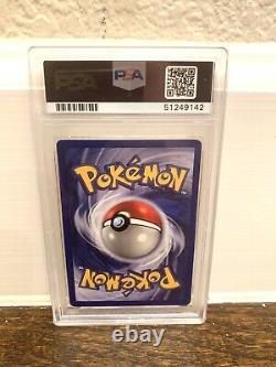 1999 Ensemble De Base Holo Charizard 4/102 Shadowless Pokemon Card Psa 2 Bon