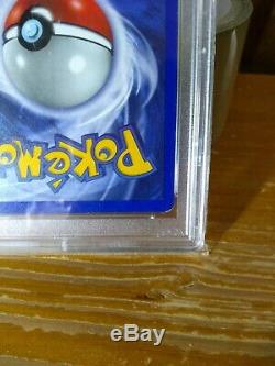1ère Édition De Base Set Shadowless Venusaur Holo Rare Carte Pokemon Psa 6