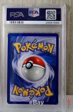 1ère Édition Lapras Holo Rare Carte De Pokemon Wotc 10/62 Fossil Set Psa 10 Gem Mint