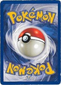 1ère Édition Machamp 8/102 Holographique De Base Carte Pokémon Ultra Rare