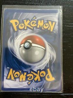 1ère Édition Neo Genesis Lugia 9/111 Holo Pokemon Card Rare En Bon État