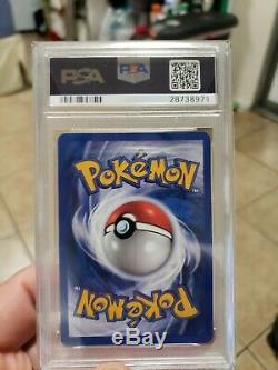 2000 Carte Pokemon Dark Charizard Holo 1ère Édition Classée Menthe 10 Psa 10! Rare