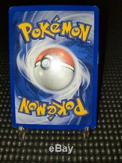 2000 Lugia 9/111 Neo Genesis Rare Holo Ex / Nm Carte Pokémon