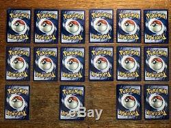 2000 Pokemon Gym Challenge Près De L'ensemble Complet 91/132 Lot De Cartes 10 Holo Ex / Nm