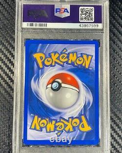 2002 Neo Destiny Pokemon Card Light Arcanine 12/ 1ère Édition Psa 10 Gem M Swirl
