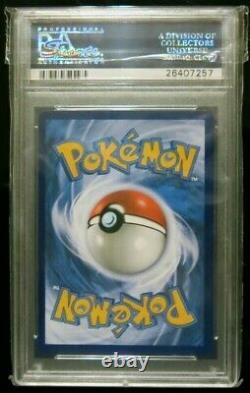 2016 Pokémon Xy Evolutions Psa 10 Prerlelease Gyarados Holo Promo Card Gem Mint