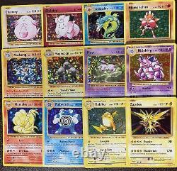 2016 Pokemon Xy Evolutions Set Choisissez Votre Carte! Tous Les Holo Rare Sont Disponibles