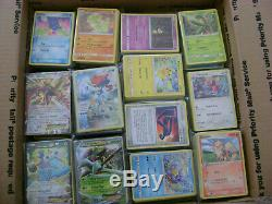 5000+ Pokemon Cartes Lot Collection Super Ex Rare Holos Rares Holographic Vintage