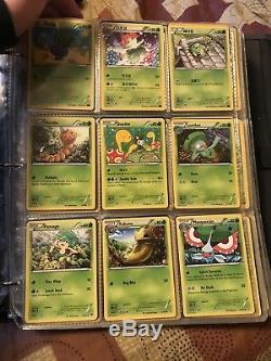 850+ Lot De Cartes Pokémon! État Impeccable! Collection Incroyable Holos + Cartes Rares