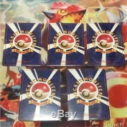 Articuno Zapdos Sulfura Scyther Quick Starter Japonais Carte Pokemon Excellente