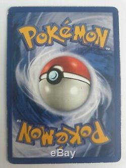 Base De Carte Pokémon 1999 Set Charizard 4/102 Rare Holo
