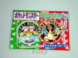 Boîtier De Recharge Pokémon Topsun Scellé 1995 Rare 1ère Carte Imprimée Ever