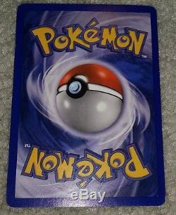 Brillant Brillant Charizard 100/101 Ultra Rare Ex Gold Star Feuille De Pokemon Holo Card
