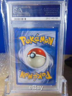 Brillant Charizard 107/105 Néo Destin Psa 10 Gem Mint Rare Holo Pokémon Carte