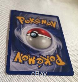 Brillant Charizard 107/105 Neo Destiny Brillant Holo Rare Pokemon Carte Exc